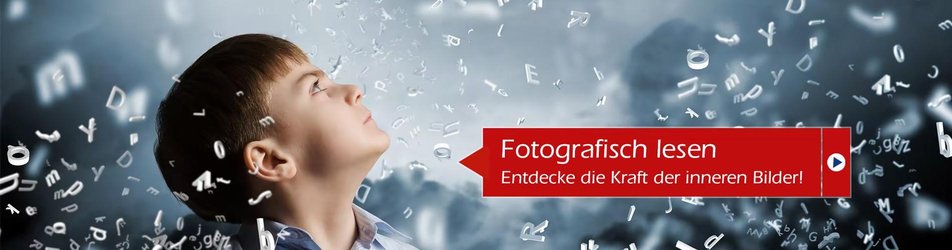 Fotografisches Lesen – Die Kraft der inneren Bilder